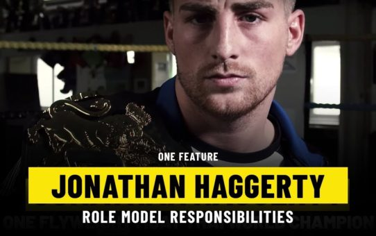 Jonathan Haggerty Leads The Way | ONE Feature