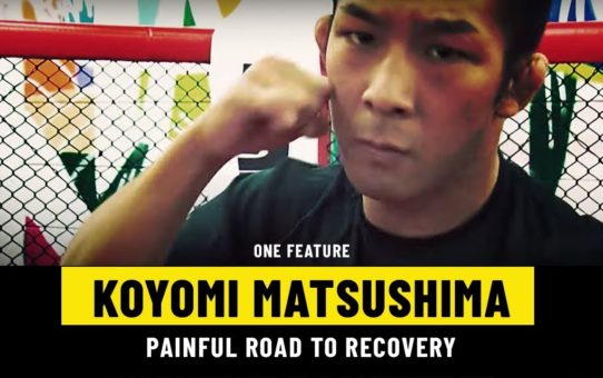 Koyomi Matsushima's Painful Road To Recovery   ONE Feature