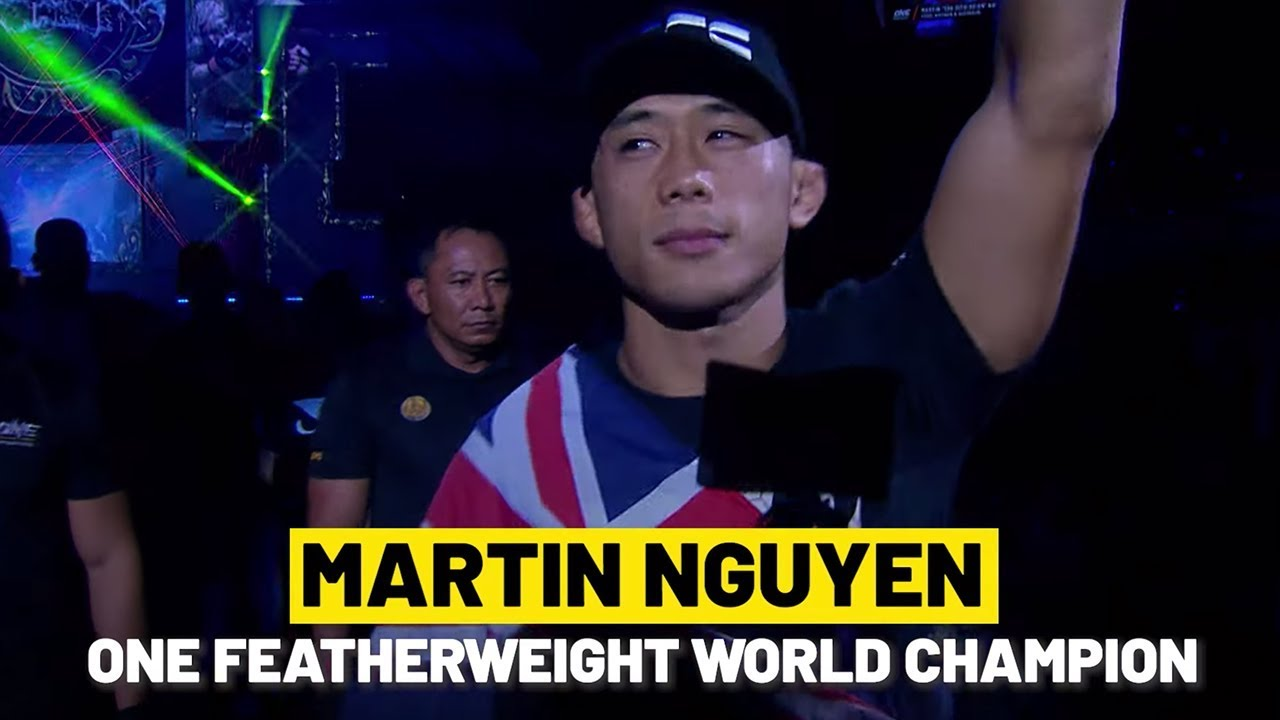 Martin Nguyen's Magnificent Moments   ONE Highlights