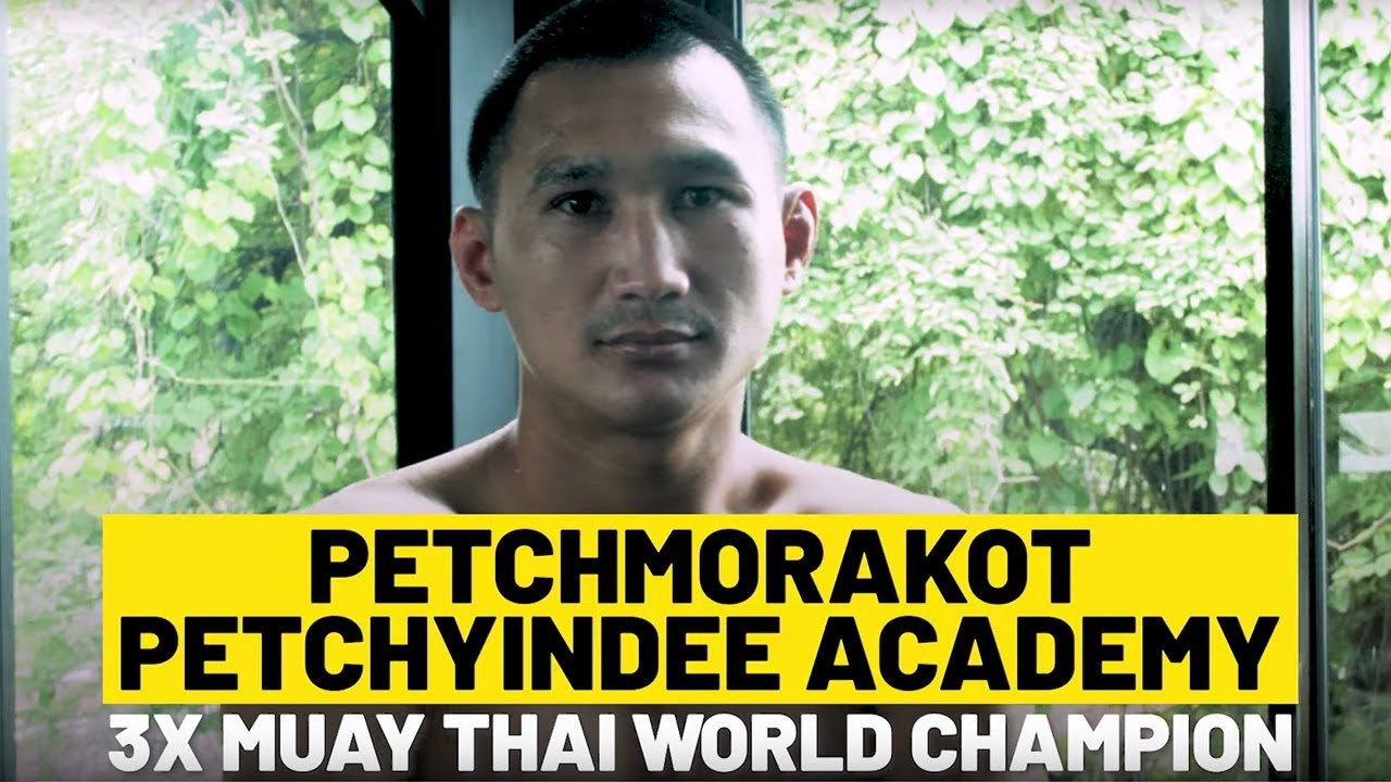 Muay Thai World Champion Petchmorakot   ONE Feature