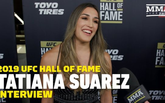 "Tatiana Suarez: 'It's A Compliment' To Be Called 'The Female Khabib""  – MMA Fighting"