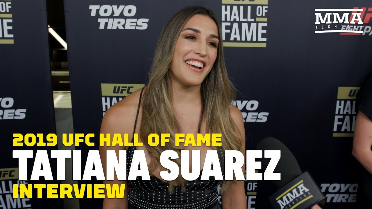 Tatiana Suarez: 'It's A Compliment' To Be Called 'The Female Khabib''  - MMA Fighting