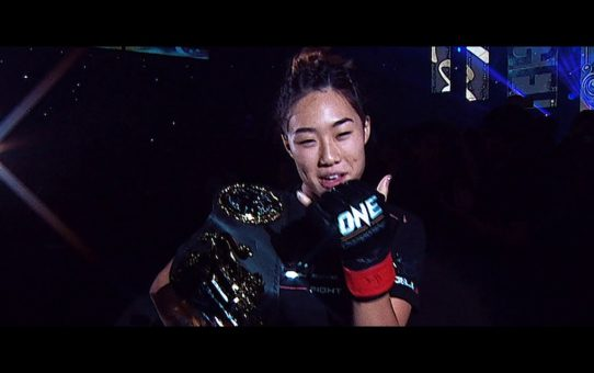 ONE Official Trailer | Angela Lee vs. Michelle Nicolini