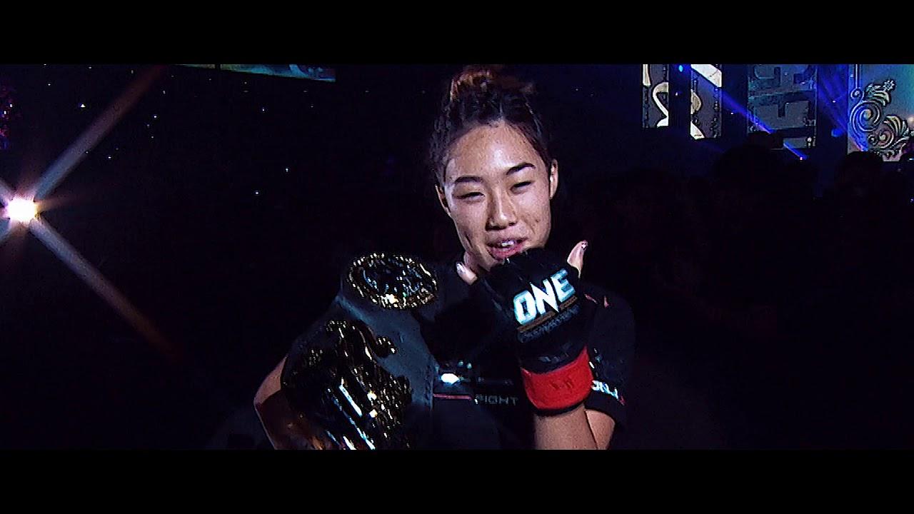 ONE Official Trailer | Angela Lee vs. Michelle Nicolini
