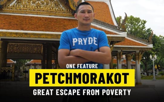 Petchmorakot Pulls Family Out Of Poverty | ONE Feature