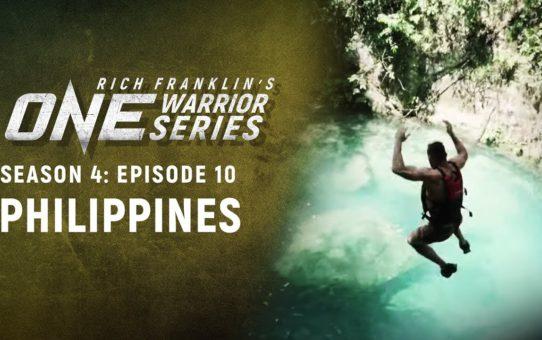 Rich Franklin's ONE Warrior Series | Season 4 | Episode 10 | The Philippines