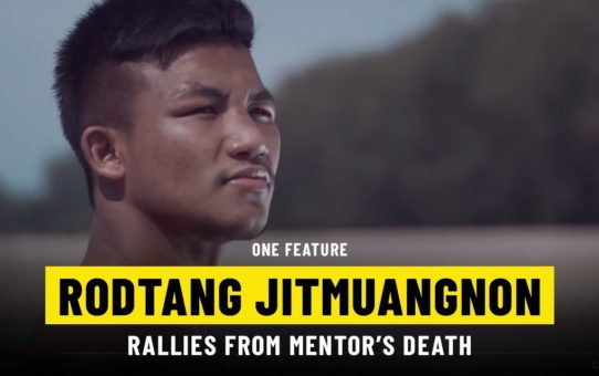 Rodtang Rallies Gym After Mentor's Death | ONE Feature