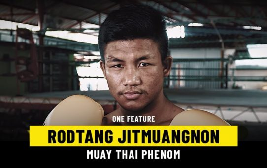 Rodtang's Muay Thai Journey | ONE Feature