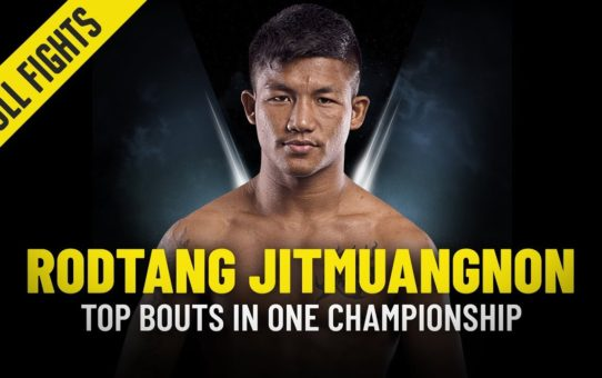 Rodtang's Top Bouts | ONE Full Fights