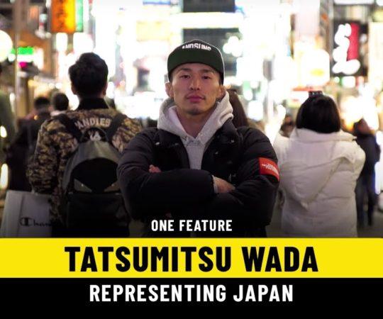 Tatsumitsu Wada Flies The Flag For Japan   ONE Feature