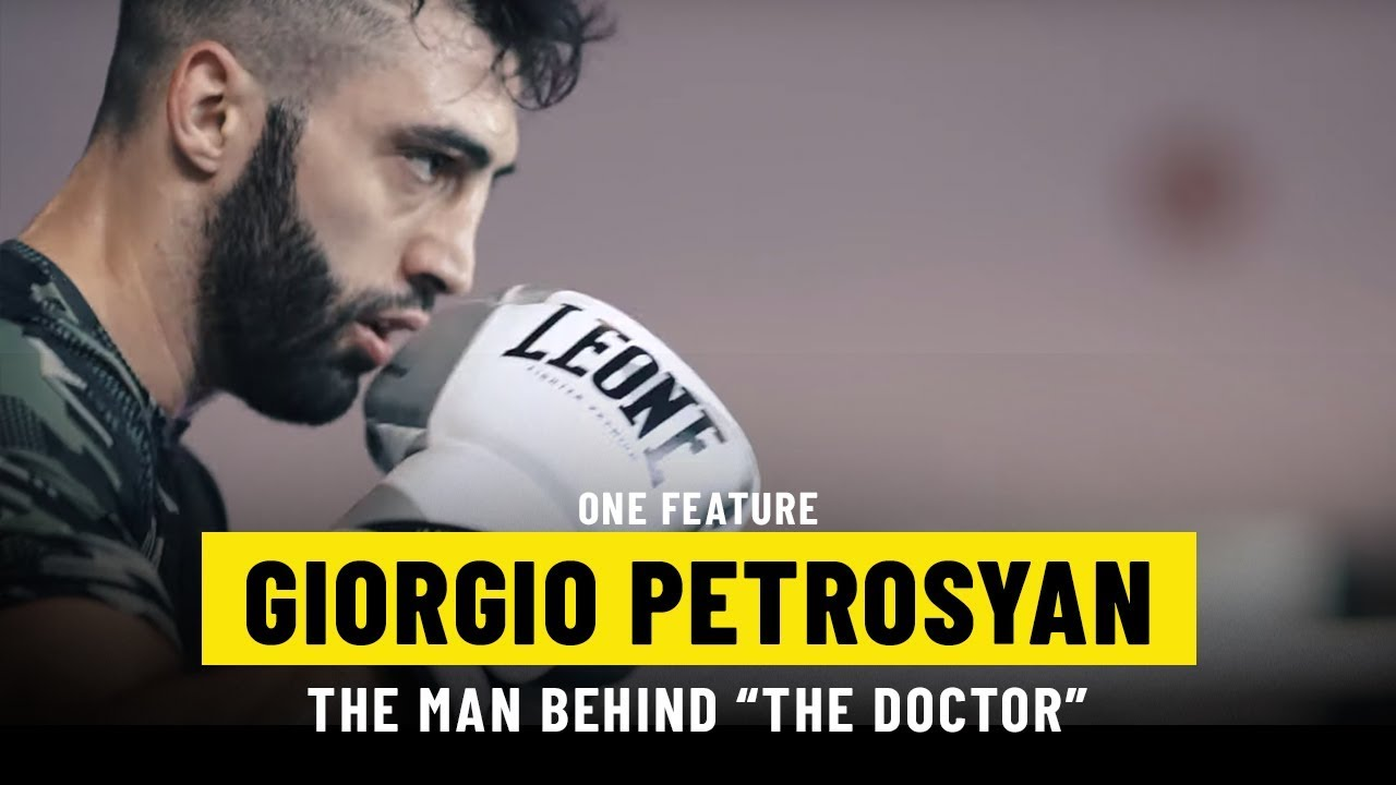 The Man Behind Giorgio Petrosyan | ONE Feature