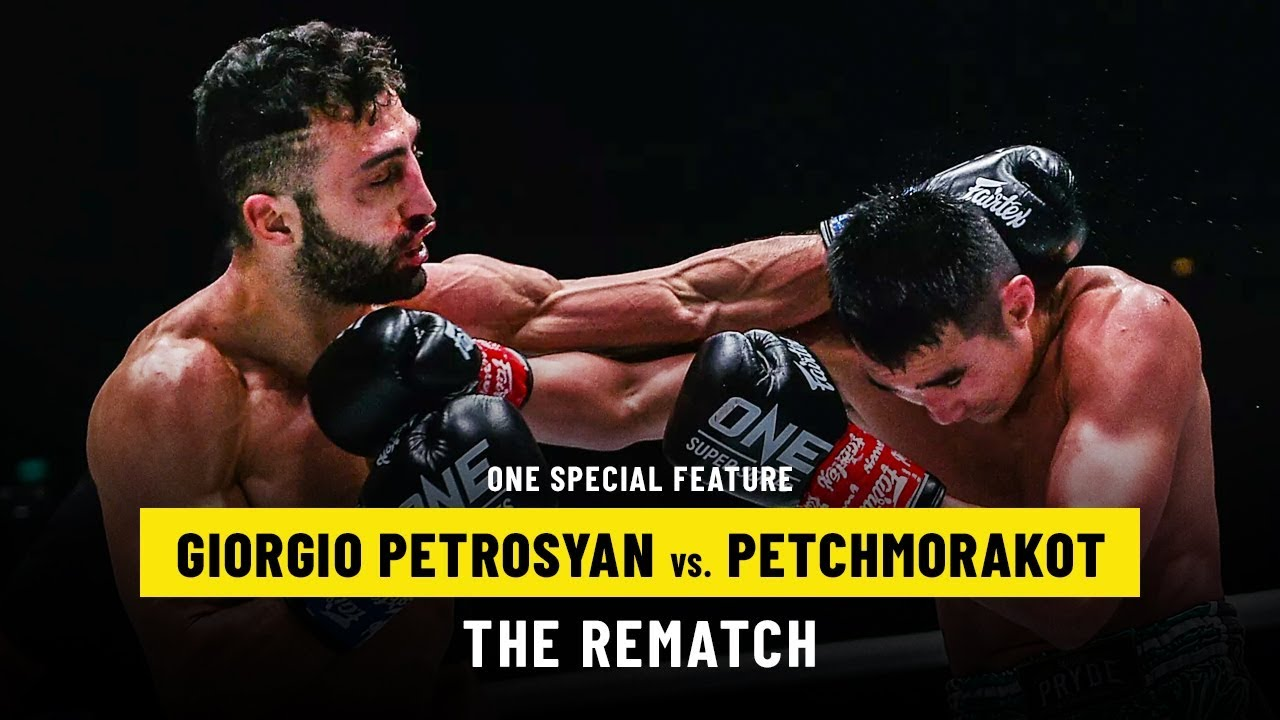 The Rematch The World Has Been Waiting For | ONE Special Feature