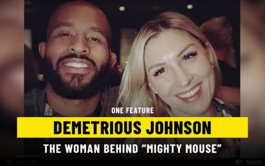 The Woman Behind Demetrious Johnson | ONE Feature