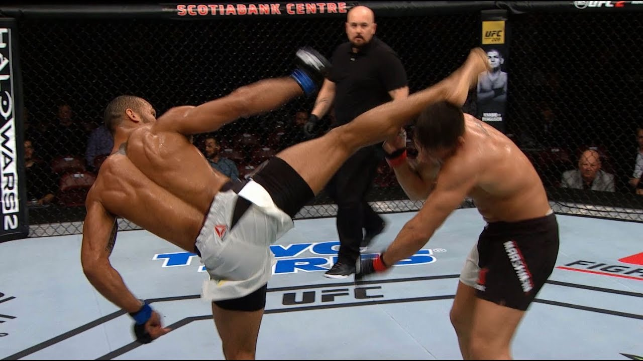 Thiago Santos Top 5 Knockouts