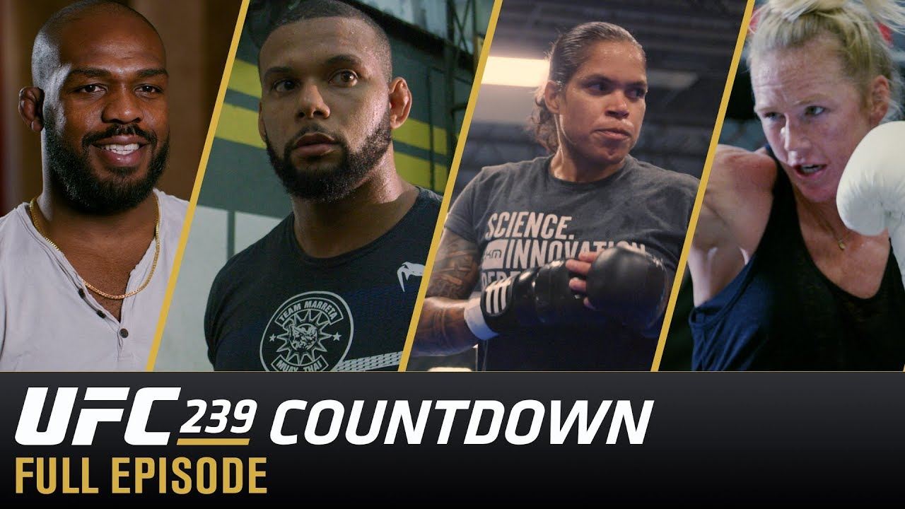 UFC 239 Countdown: Full Episode