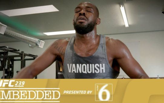 UFC 239 Embedded: Vlog Series – Episode 1