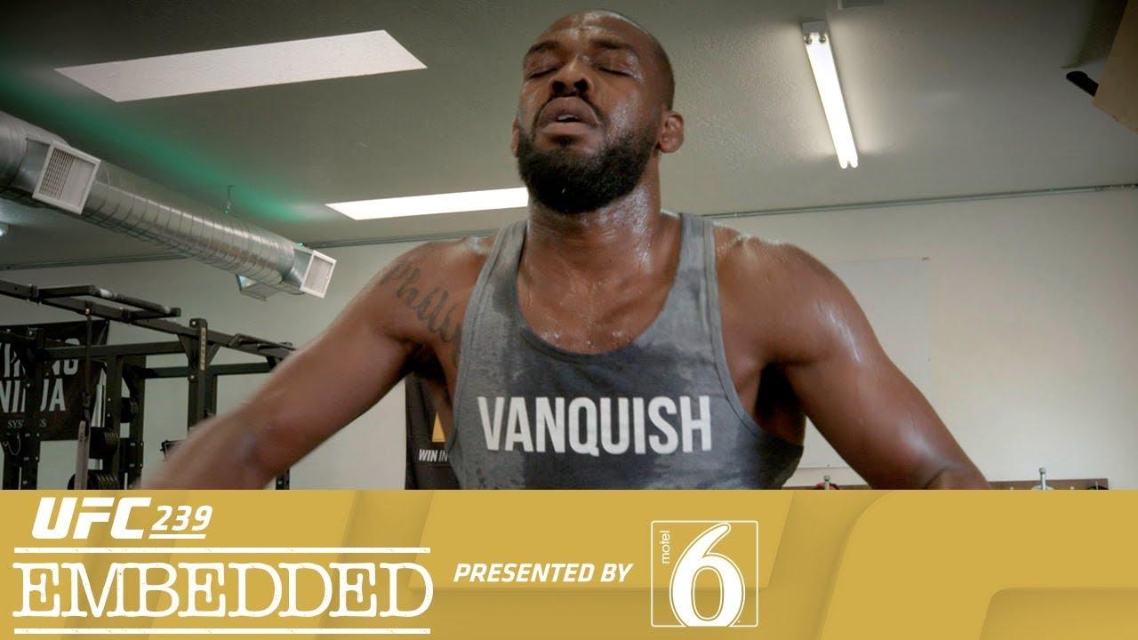 UFC 239 Embedded: Vlog Series - Episode 1