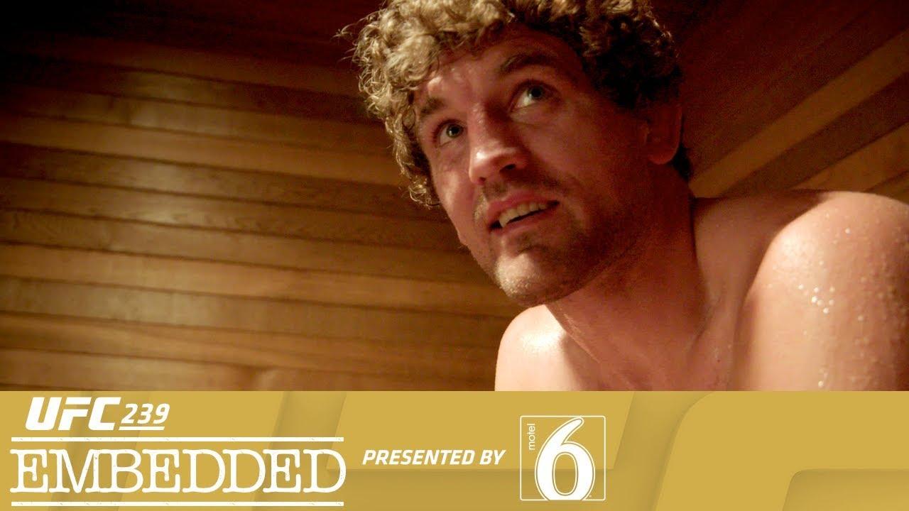 UFC 239 Embedded: Vlog Series - Episode 3