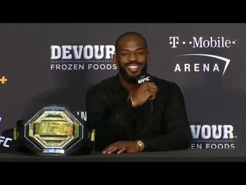 UFC 239: Post-fight Press Conference Highlights