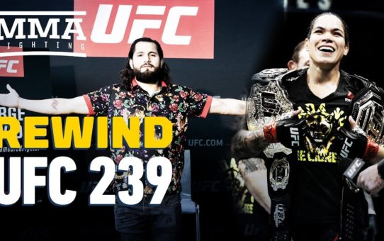 UFC 239 Rewind: Jon Jones, Amanda Nunes Retain Titles – MMA Fighting