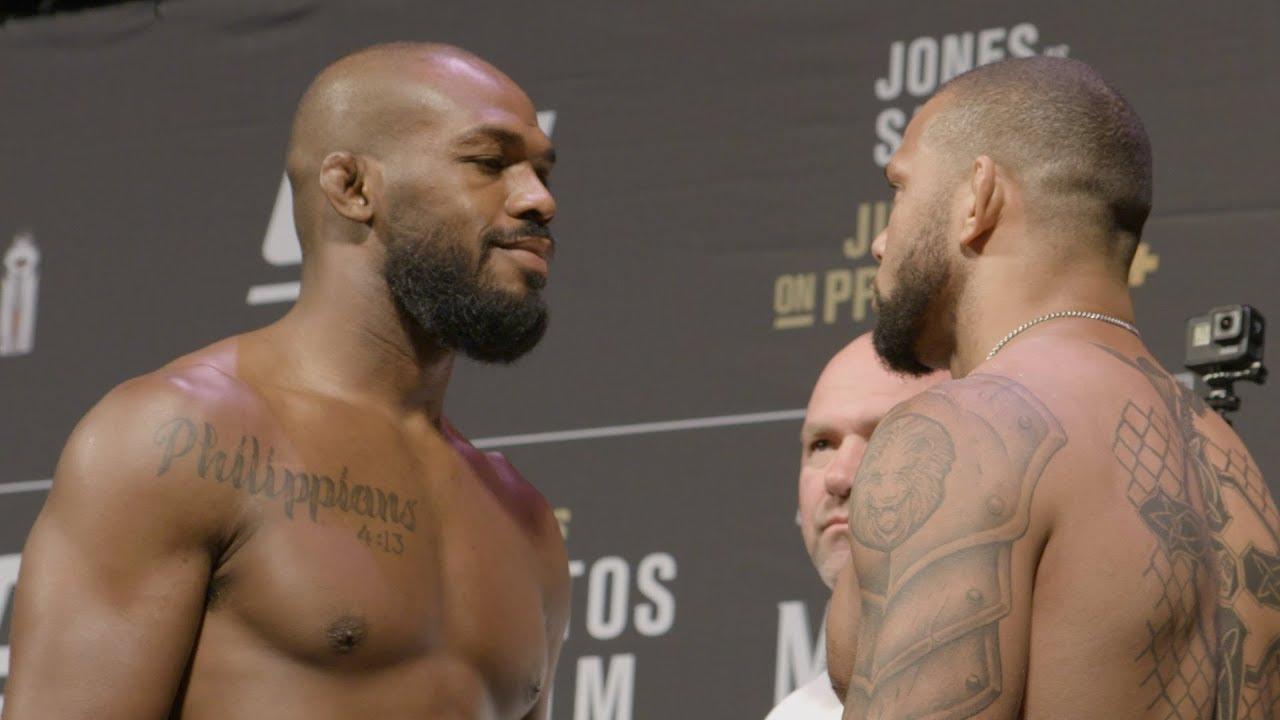 UFC 239: Weigh-in Recap