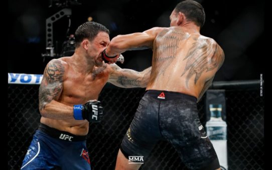 UFC 240 Results: MMA Fighting Post-Fight Live Chat