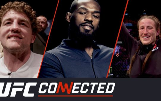 UFC Connected: Ben Askren, Jon Jones, Bea Malecki