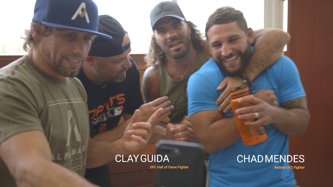 Urijah Faber - Back in the Game | Part 2