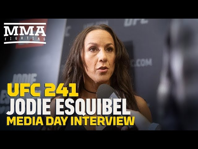 UFC 241: Jodie Esquibel Believes Weili Zhang Has A Good Shot At Beating Champ Jessica Andrade