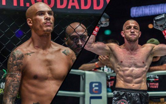 Samy Sana vs. Dzhabar Askerov | ONE Featherweight Kickboxing World Grand Prix Feature