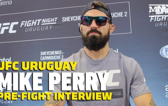 Mike Perry Not Impressed By Colby Covington's Win Over Robbie Lawler – MMA Fighting