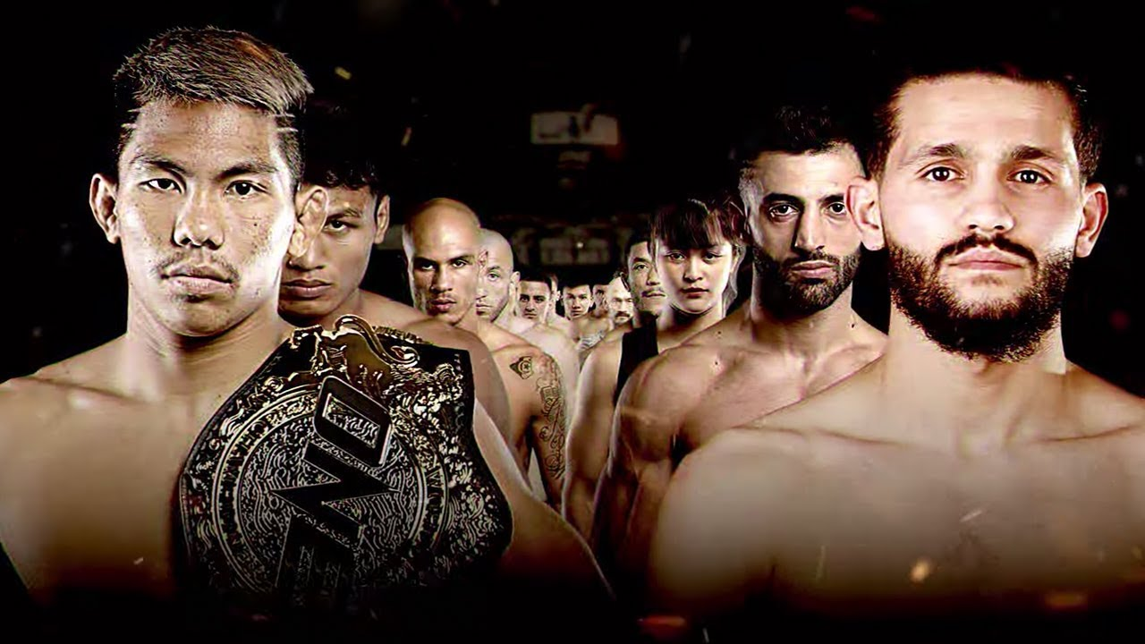 16 World Champions Storm Bangkok   ONE Official Trailer