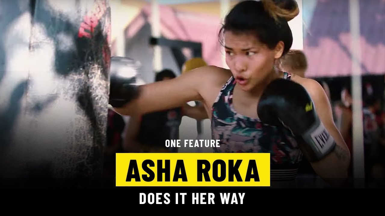 Asha Roka Does It Her Way | ONE Feature
