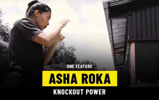 Asha Roka Has Dynamite In Her Hands | ONE Feature