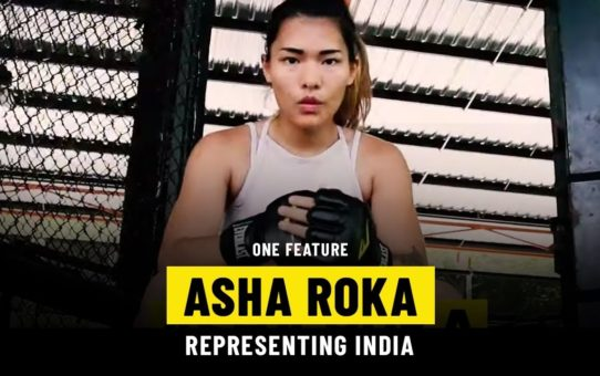 Asha Roka Makes Her Mark On The Global Stage | ONE Feature