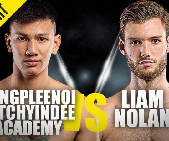 Bangpleenoi vs. Liam Nolan | ONE Full Fight