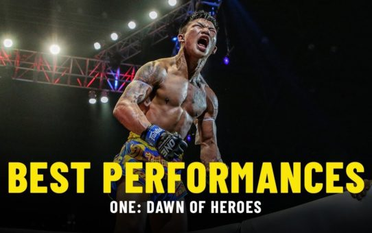 Best Performances | ONE: DAWN OF HEROES