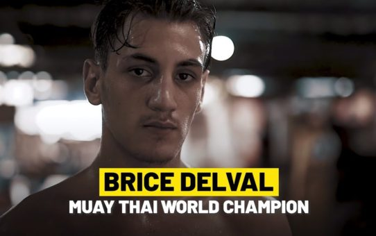Brice Delval Ready To Shock The World | ONE Feature