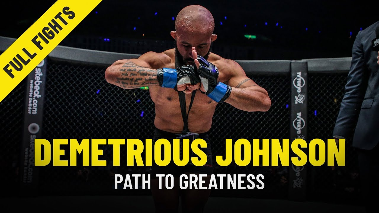 Demetrious Johnson's Path To Greatness   ONE Features & Full Fights