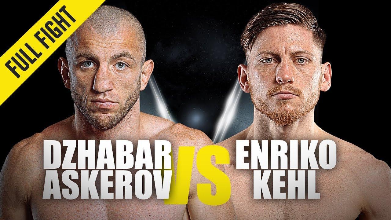 Dzhabar Askerov vs. Enriko Kehl | ONE Full Fight