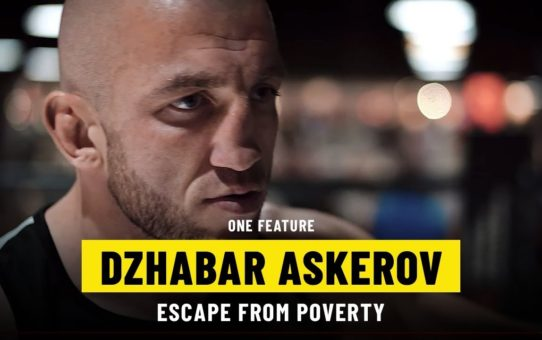 Dzhabar Askerov's Escape From Extreme Poverty | ONE Feature