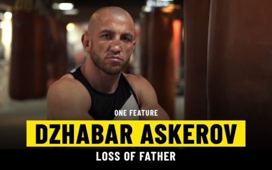 Dzhabar Askerov's Greatest Mentor | ONE Feature