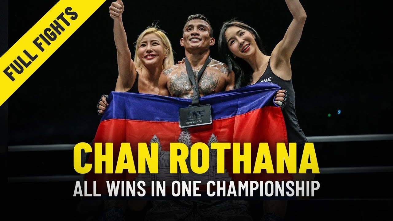 Every Chan Rothana Win | ONE Full Fights