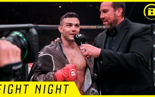 Fight Night | Nick Newell – Bellator 225
