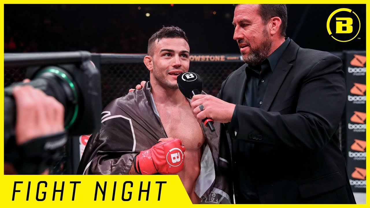 Fight Night | Nick Newell - Bellator 225