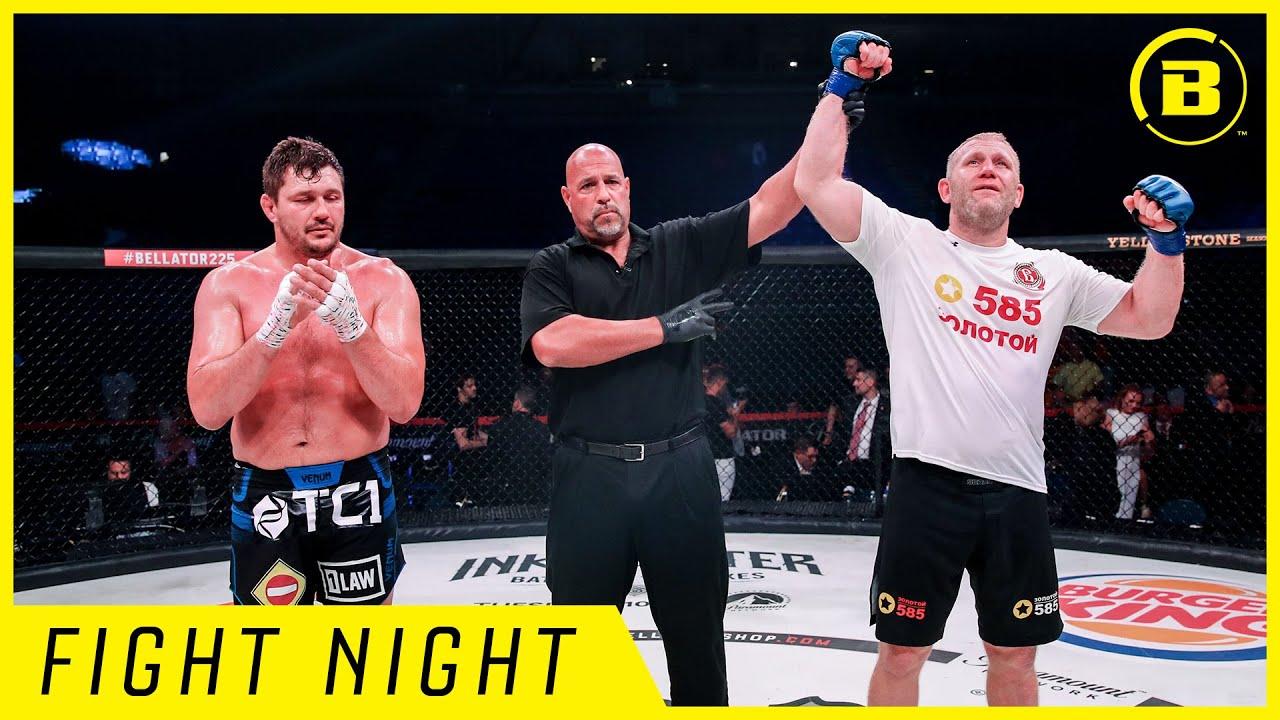 Fight Night   Sergei Kharitonov & Matt Mitrione - Bellator 225