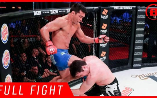 Full Fight | Lyoto Machida vs. Chael Sonnen – Bellator 222