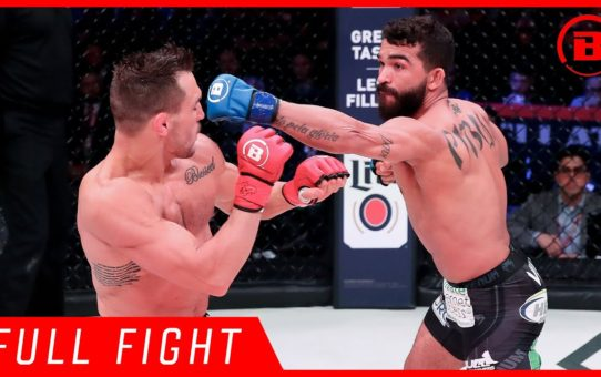 Full Fight | Patricio Pitbull vs Michael Chandler – Bellator 221