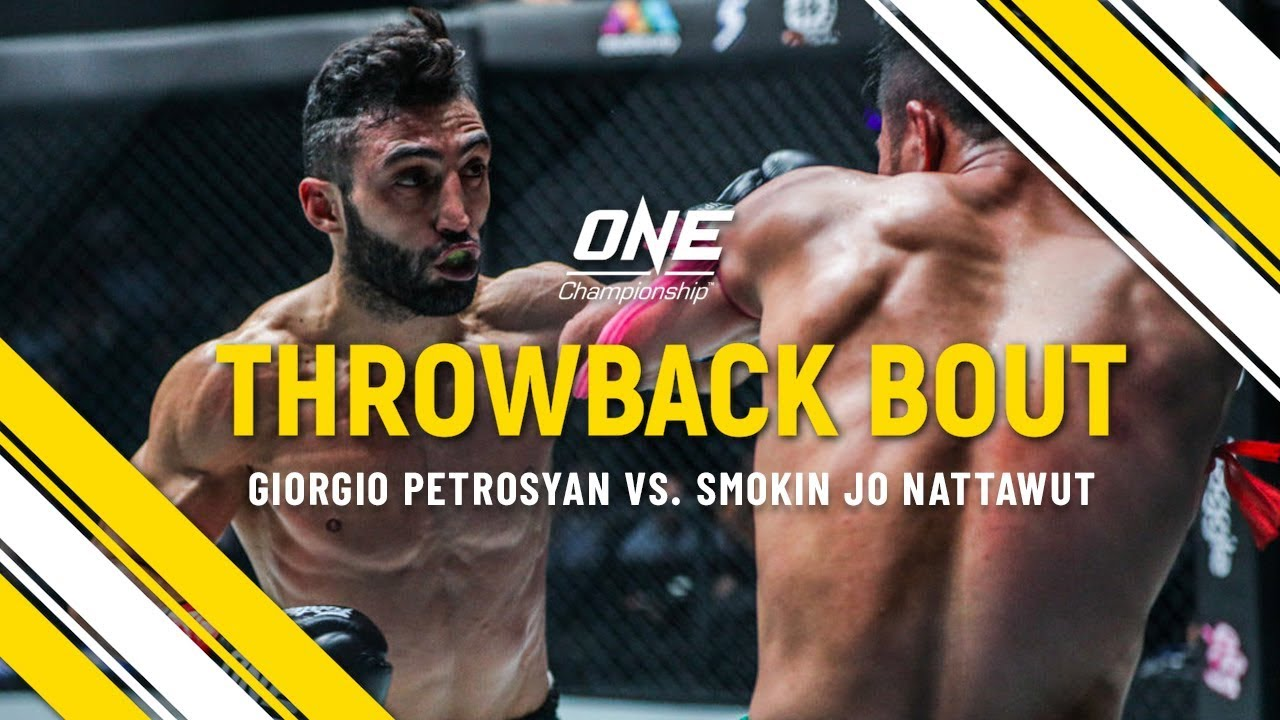 Giorgio Petrosyan vs. Jo Nattawut | ONE Full Fight | Throwback Bout