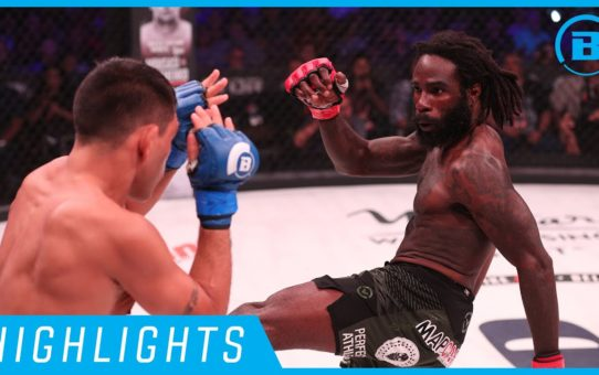 Highlights | Daniel Straus – #Bellator226